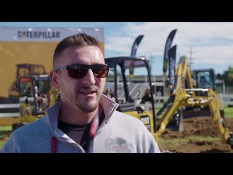 Cat® Next Generation Mini Excavators – Hydraulic Performance Customer Testimonials